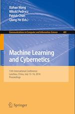 Machine Learning and Cybernetics af Xizhao Wang