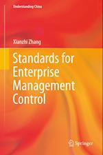 Standards for Enterprise Management Control af Xianzhi Zhang