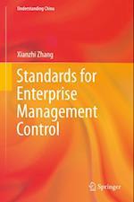 Standards for Enterprise Management Control af Xianzhi Zhang