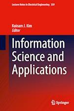 Information Science and Applications af Kuinam J. Kim