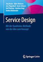 Service Design af Jens Poppelbuss, Jorg Becker, Bjorn Niehaves