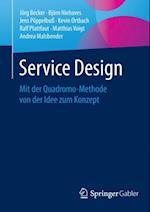 Service Design af Matthias Voigt, Jorg Becker, Ralf Plattfaut