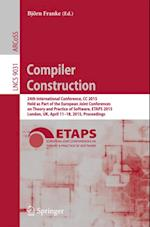 Compiler Construction (Lecture Notes in Computer Science)