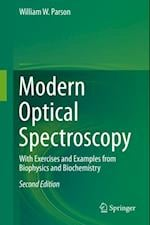 Modern Optical Spectroscopy af William W. Parson