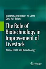 Role of Biotechnology in Improvement of Livestock
