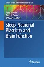 Sleep, Neuronal Plasticity and Brain Function af Peter Meerlo