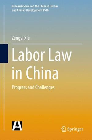 Labor Law in China : Progress and Challenges