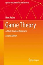Game Theory af Hans Peters