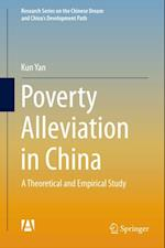 Poverty Alleviation in China af Kun Yan