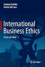 International Business Ethics af Stephan Rothlin