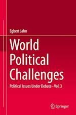 World Political Challenges af Egbert Jahn