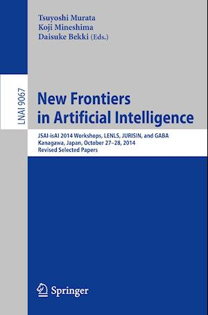 New Frontiers in Artificial Intelligence : JSAI-isAI 2014 Workshops, LENLS, JURISIN, and GABA, Kanagawa, Japan, October 27-28, 2014, Revised Selected