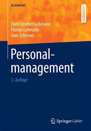 Personalmanagement af Florian Lohmann, Uwe Schirmer, Doris Lindner-Lohmann