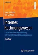 Internes Rechnungswesen af Liane Buchholz, Ralf Gerhards