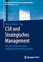 Csr Und Strategisches Management (Management Reihe Corporate Social Responsibility)