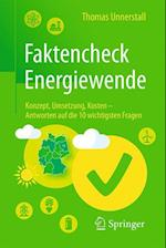 Faktencheck Energiewende af Thomas Unnerstall