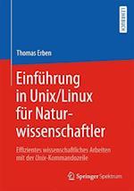 Einfuhrung in Unix/Linux Fur Naturwissenschaftler