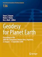 Geodesy for Planet Earth (INTERNATIONAL ASSOCIATION OF GEODESY SYMPOSIA, nr. 136)
