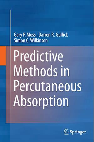Bog, paperback Predictive Methods in Percutaneous Absorption af Gary Moss