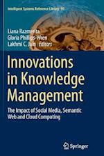 Innovations in Knowledge Management (Intelligent Systems Reference Library, nr. 95)