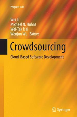 Bog, hæftet Crowdsourcing : Cloud-Based Software Development