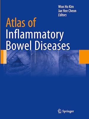Bog, paperback Atlas of Inflammatory Bowel Diseases af Won Ho Kim