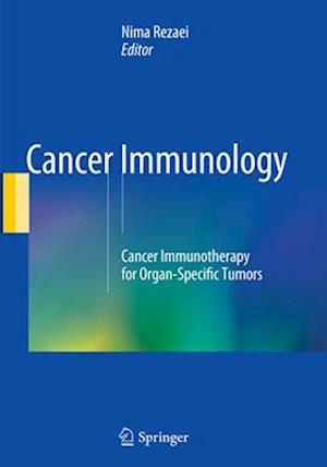 Bog, paperback Cancer Immunology af Nima Rezaei