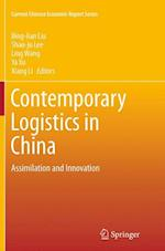Contemporary Logistics in China af Bing-lian Liu