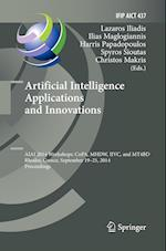 Artificial Intelligence Applications and Innovations (Ifip Advances in Information and Communication Technology, nr. 437)
