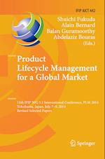Product Lifecycle Management for a Global Market (Ifip Advances in Information and Communication Technology, nr. 442)