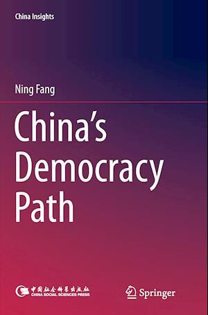 Bog, paperback China's Democracy Path af Ning Fang