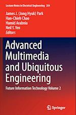 Advanced Multimedia and Ubiquitous Engineering (Lecture Notes in Electrical Engineering, nr. 354)
