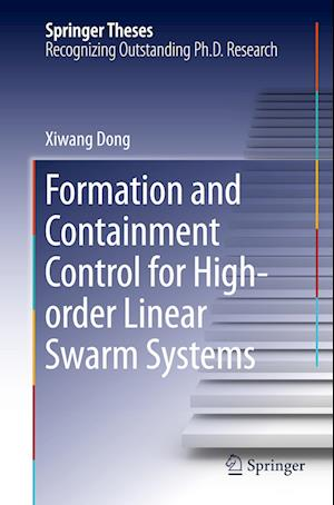 Bog, paperback Formation and Containment Control for High-Order Linear Swarm Systems af Xiwang Dong