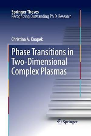 Phase Transitions in Two-Dimensional Complex Plasmas