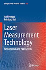 Laser Measurement Technology : Fundamentals and Applications