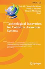 Technological Innovation for Collective Awareness Systems (Ifip Advances in Information and Communication Technology, nr. 423)