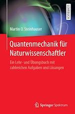 Quantenmechanik Fur Naturwissenschaftler