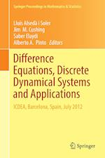 Difference Equations, Discrete Dynamical Systems and Applications (Springer Proceedings in Mathematics and Statistics, nr. 180)