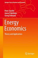 Energy Economics : Theory and Applications