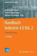 Handbuch Industrie 4.0 Bd.2 (Springer Reference Technik)