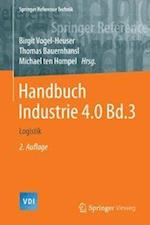 Handbuch Industrie 4.0 Bd.3 (Springer Reference Technik)