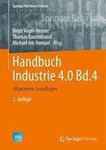 Handbuch Industrie 4.0 Bd.4 (Springer Reference Technik)