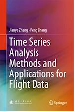 Time Series Analysis Methods and Applications for Flight Data af Peng Zhang, Jianye Zhang