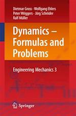 Dynamics - Formulas and Problems