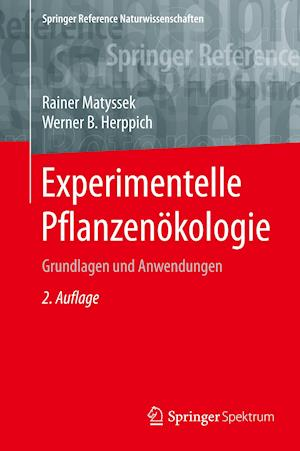 Experimentelle Pflanzenoekologie