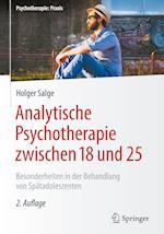 Analytische Psychotherapie Zwischen 18 Und 25 (Psychotherapie Praxis)