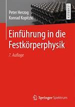 Einfuhrung in Die Festkoerperphysik af Konrad Kopitzki