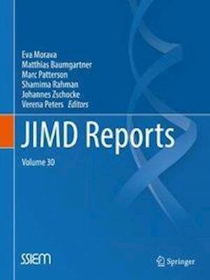 Bog, hæftet JIMD Reports, Volume 30