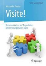 Visite! - Kommunikation Auf Augenhohe Im Interdisziplinaren Team (Top Im Gesundheitsjob)