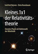 Kleines 1x1 Der Relativitatstheorie